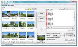برنامج تصغير حجم الصور فاست ستون
