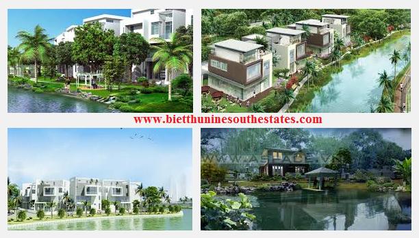 Bán Nine South Estates giúp xây dựng nền kinh tế khu vực Nhà Bè to lớn