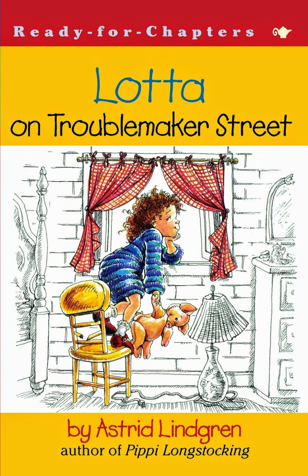 Lotta on Troublemaker Street as part of Chapter Books for Preschoolers List