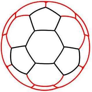 Langkah 5. Super Simpel Menggambar Bola