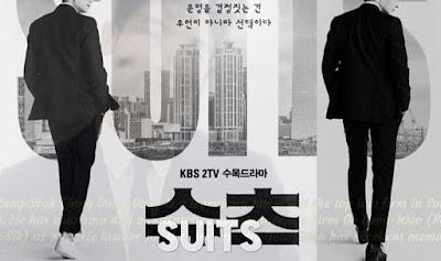 Drama Korea Suits Lakonan Jang Dong Gun 2018