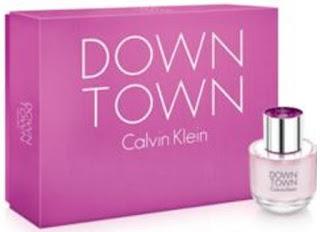 Calvin Klein Downtown Set F EDP Fragrance