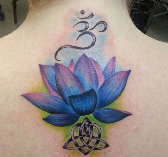 50 Lotus Flower Tattoo Designs For Men 2019 With Meaning Tattoo