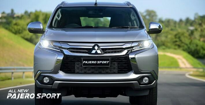 Kelebihan Mitsubishi All New Pajero Sport
