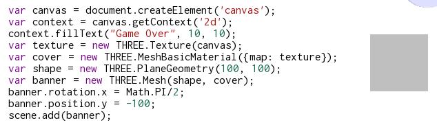 japh(r) by Chris Strom: Three js Text Textures