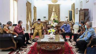 ICMI Sumbar Dukung Konversi Bank Nagari ke Sistem Syariah