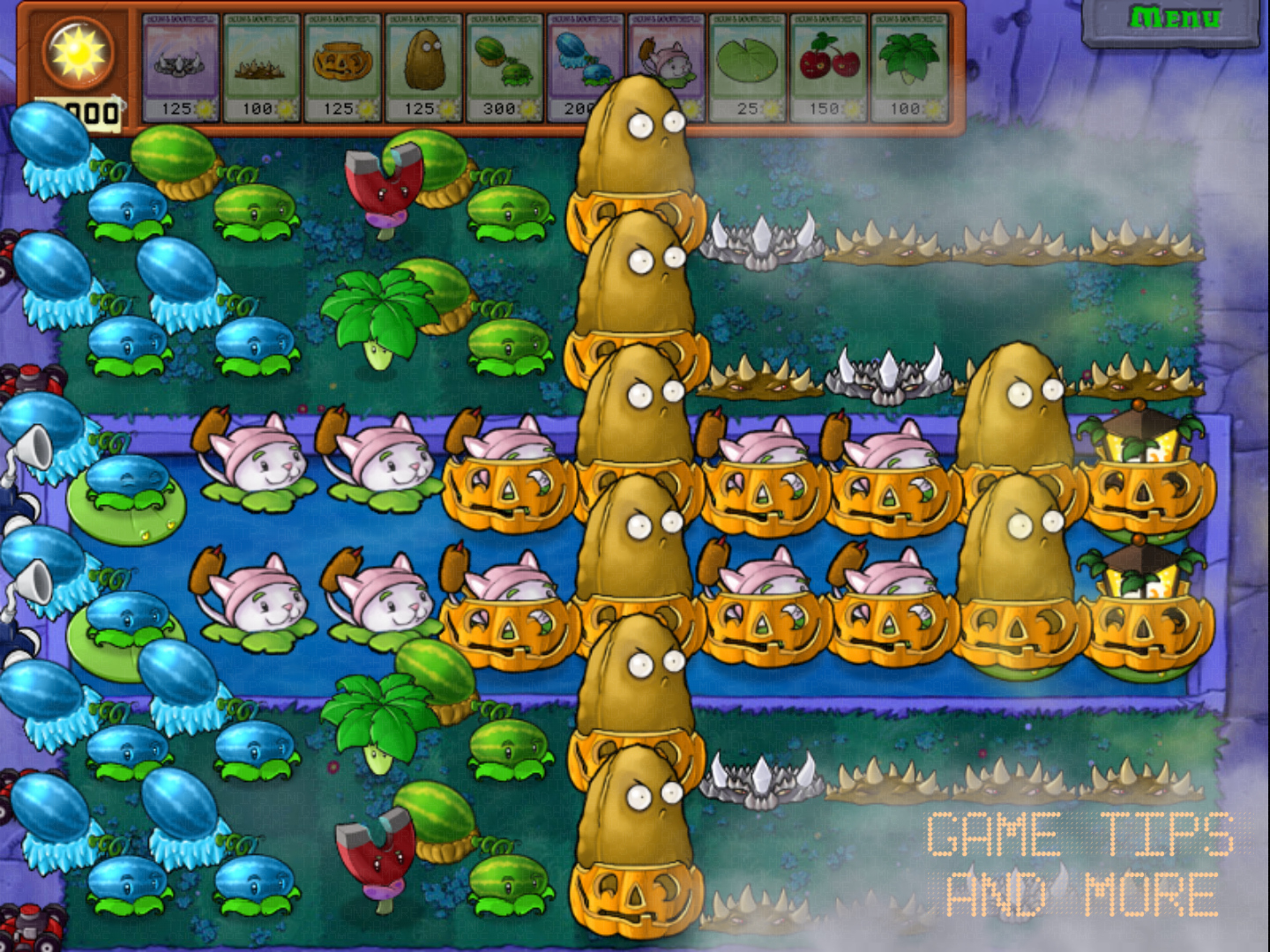 Download cheat engine game plants vs zombies tested by eninolef.