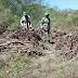 Medio Ambiente realiza operativo en comunidades que rodean lago Enriquillo