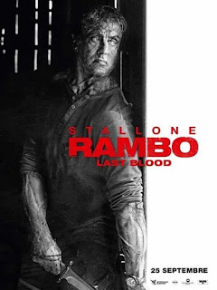 Rambo - Last Blood First Look Poster 3