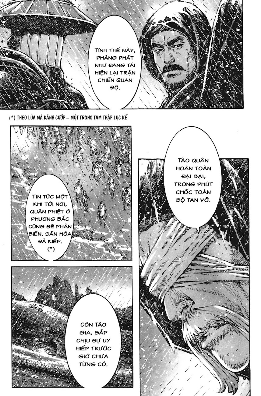 Hỏa phụng liêu nguyên Chương 436: Tuyết hạ như kiếm [Remake] trang 11