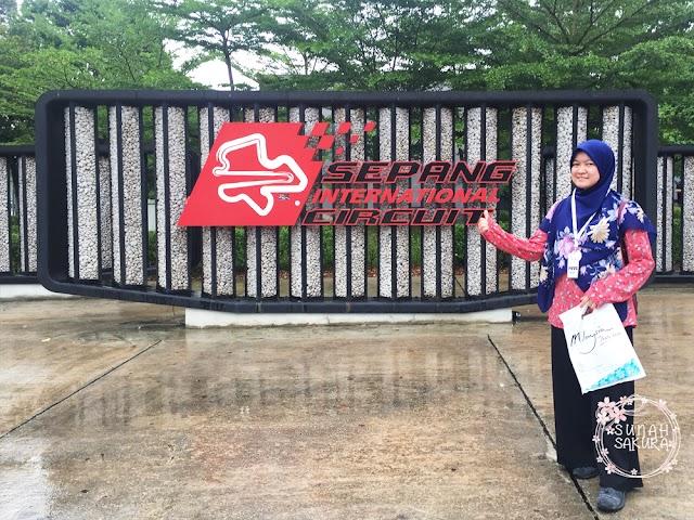 Pengalaman Masuk ke Media Access Centre, Sepang International Circuit