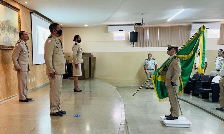 Realizada solenidade de passagem de comando da 34ª CIPM em Brumado