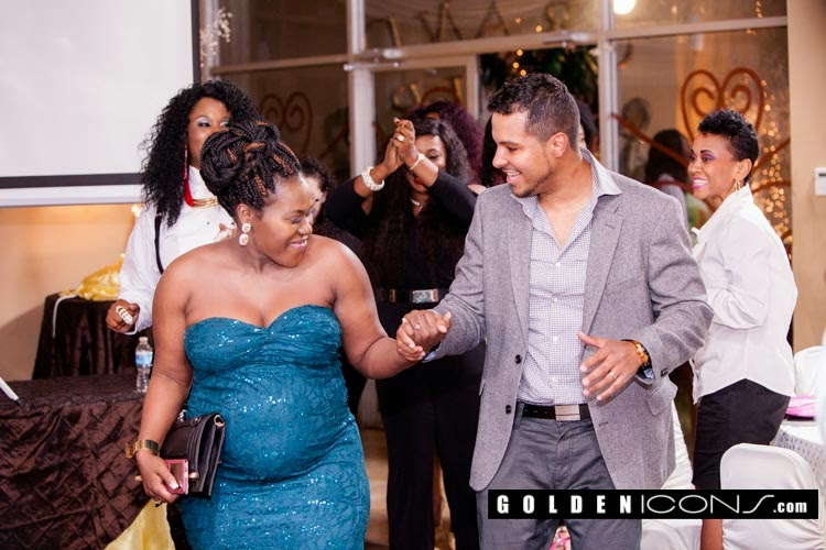 Official Photos From Uche Jombo Kenny Rodriguez S Baby Shower