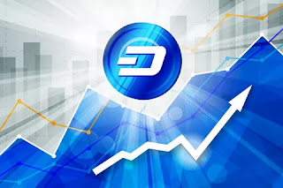 Цена Dash рекордно выросла на 7% за последние 24 часа.