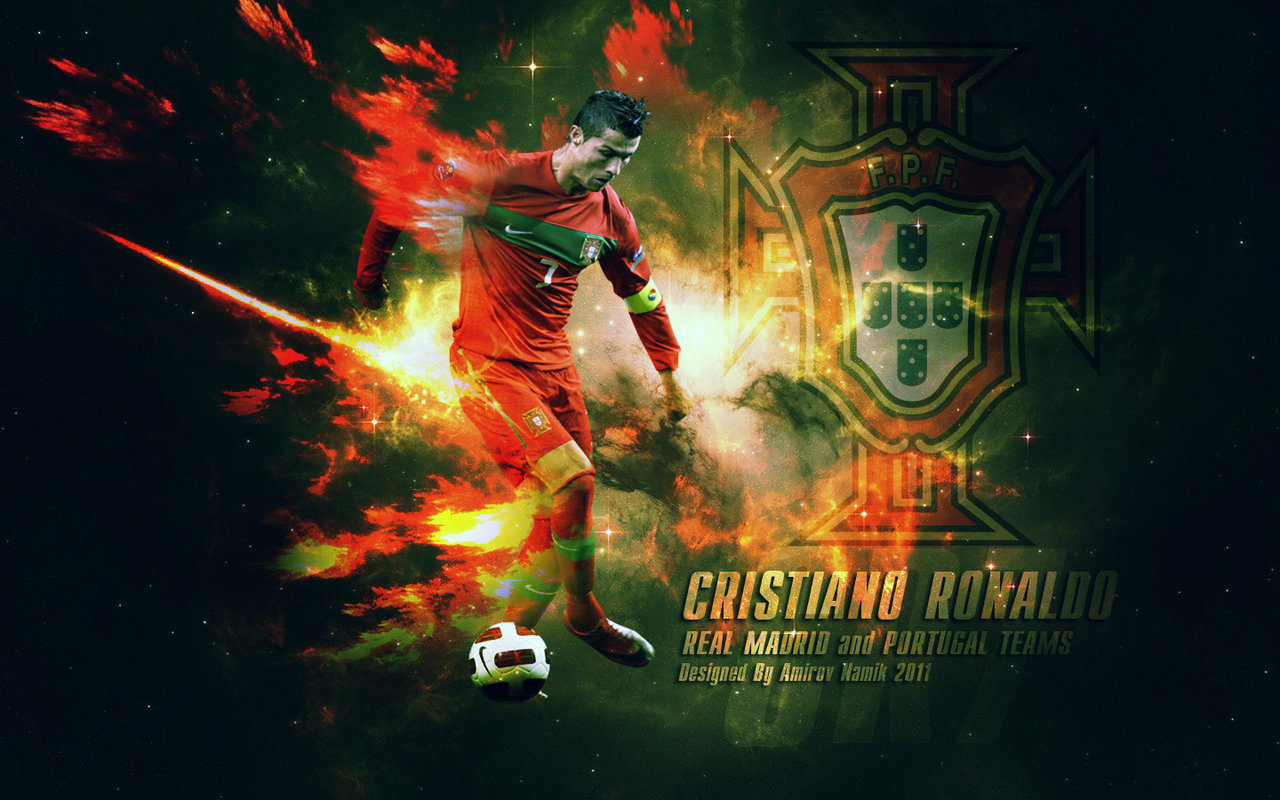 Wallpaper 2012 - C ronaldo wallpaper portugal ...