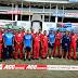 भारतीय क्रिकेट टीम ने की आईएएफ ऐरोबेटिक टीम से मुलाकात