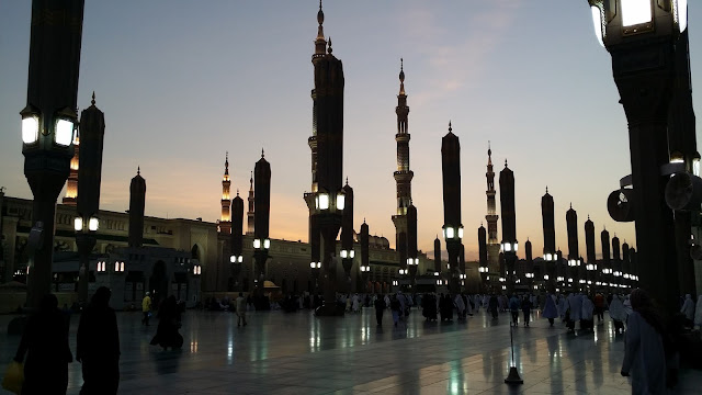 Masjid Nabawi, Madinah Al-Mukarramah