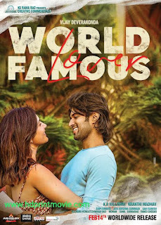 Latest movie World famous lover