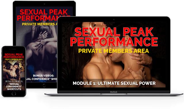 Sexual Peak Performance reviews SCAM OR LEGIT? Sexual Peak Performance Program 2019