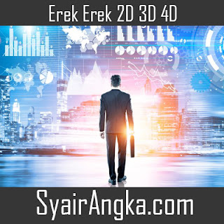 Erek Erek Menjadi Pengusaha 2D 3D 4D