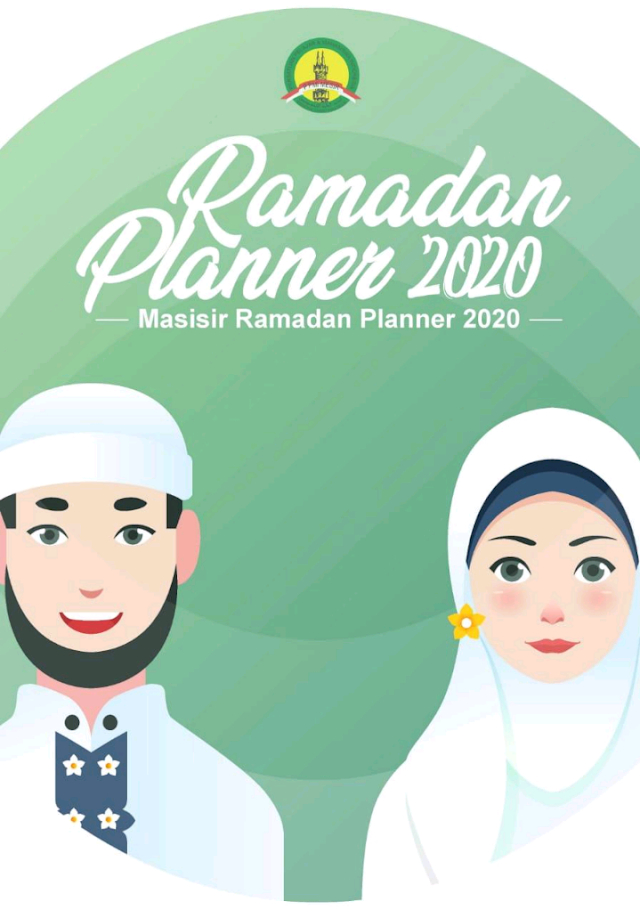Ramadan Planner PPMI Mesir 2020