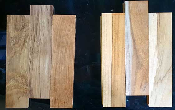 perbedaan lantai kayu jati