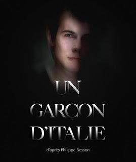 Un garçon d'Italie Philippe Besson  Mathieu Touzé