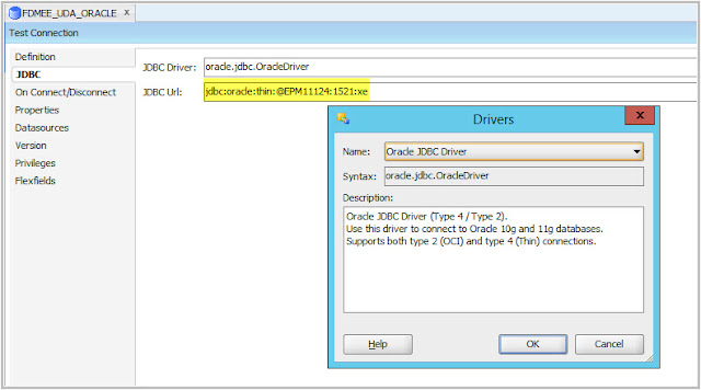 Jdbc Driver For Oracle 11g