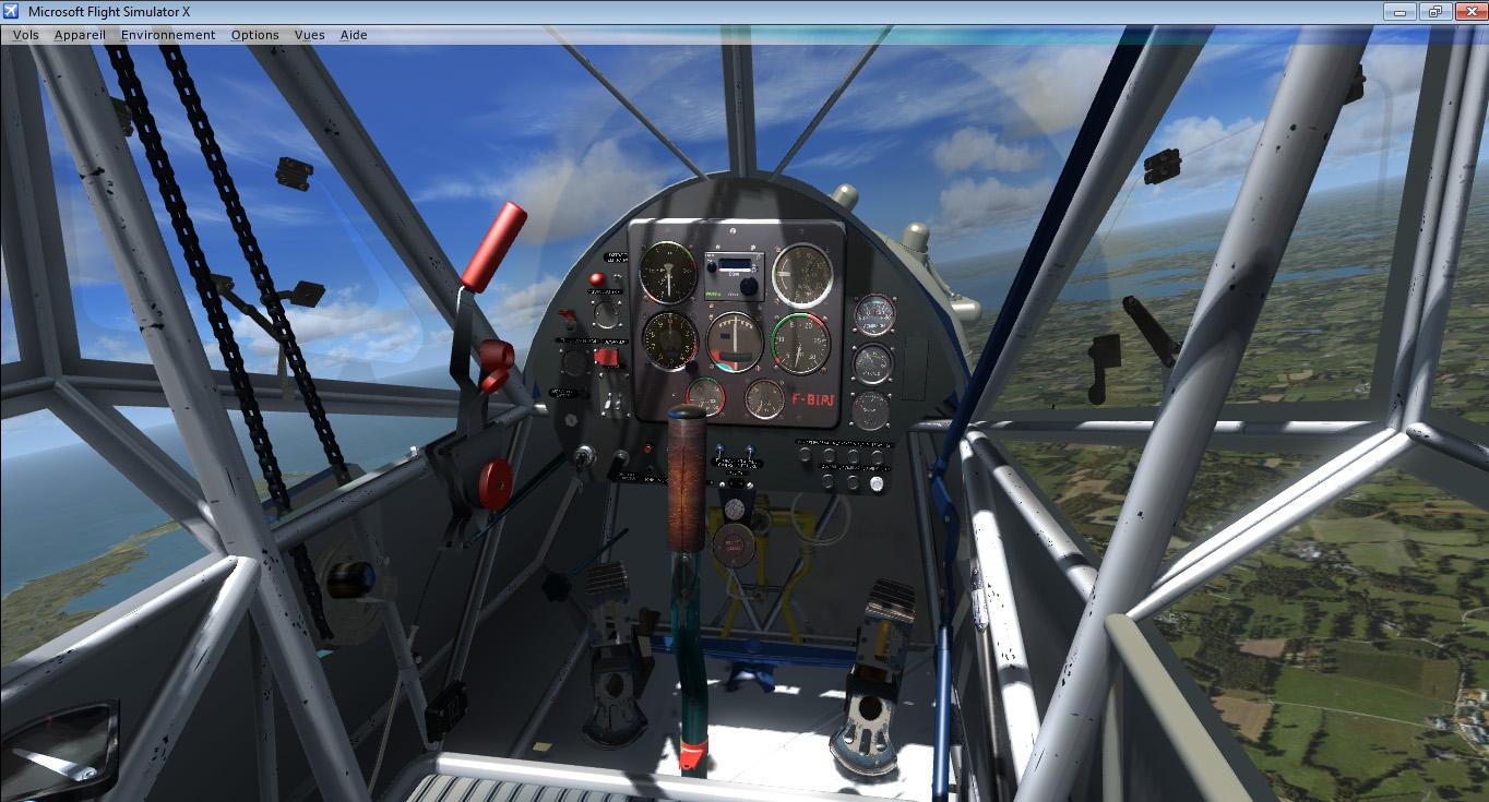 avion p3d