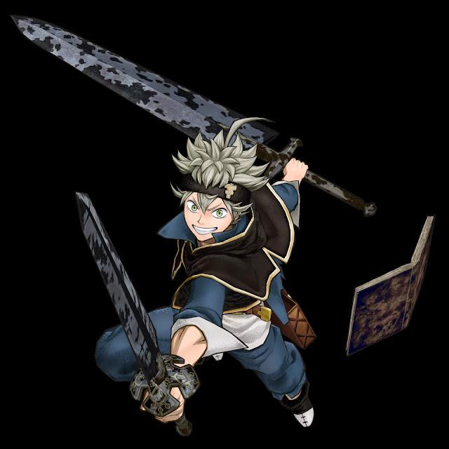 Anime dengan kisah penyihir dimana menggunakan black grimoire (sejenis buku sihir) sebagai kekuatan para tokohnya ini, juga memiliki tingkatan level clover (simbol clover menyerupai daun keberuntungan) pada tiap-tiap grimoire tersebut. Semakin banyak helai clover maka menandakan bahwa sihirnya jadi semakin hebat.