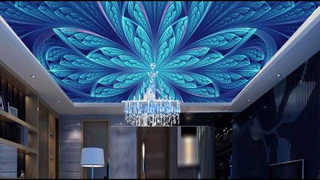 Pop design for drawing room design