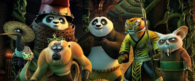 Kung Fu Panda 3 – Recenze