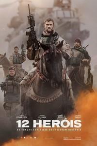 12 Heróis (2018) Dublado 720p