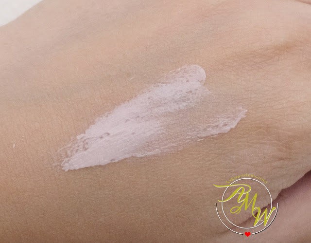 a swatch photo of Benefit NEW POREfessional Pearl Primer by Nikki Tiu AskMeWhats.com
