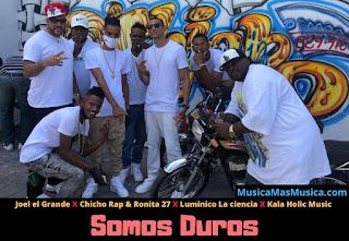 Joel-el-Grande-Chicho-Rap-&-Ronita-27-Luminico-La-ciencia-Kala-Holic-Music