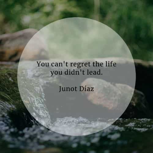 Regret quotes that will help you realize what matters