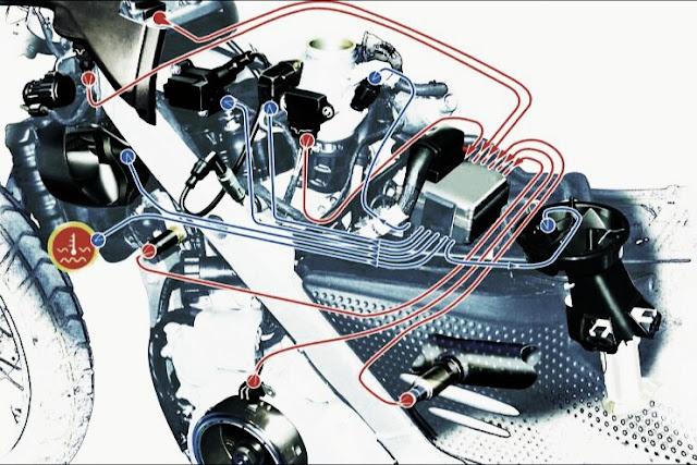 sensores de inyeccion electronica en moto