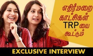 Negative Scenes will boost TRP | Actress Sindhu Shyam Interview