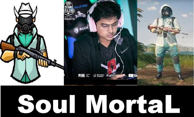 Soul MortaL of PUBG Mobile India