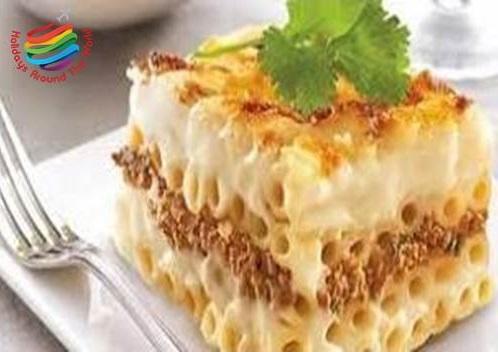 Macaroni Bechamel - Egyptian Cuisine