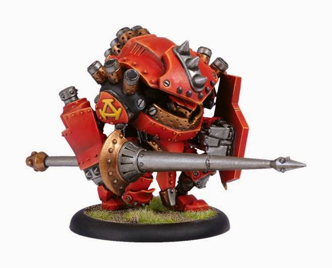 Some Warmachine Khador Modelsphoto