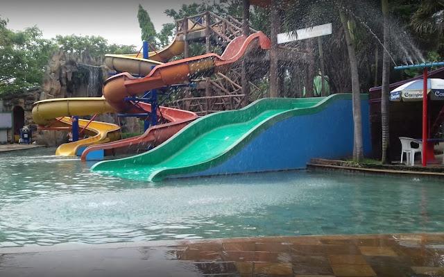 Harga Ticket Masuk Waterland Mojokerto