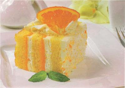 Reţetă culinară: prăjitură cu mandarine