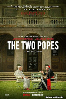 The Two Popes 2019 Movie WebRip Dual Audio Hindi