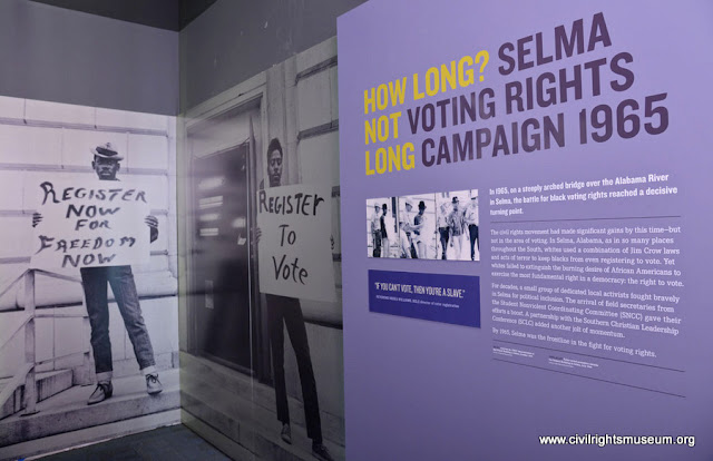 Campanha pelo direito ao voto em Selma, Alamaba