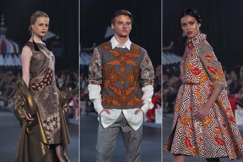 Cover Up In Style 7 Inspirasi Model Baju Batik Wanita