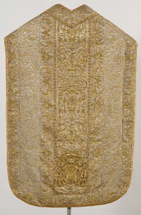 Chasubles of Seven Italian Cardinals of the Eighteenth Century
