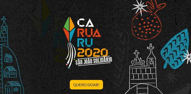 SÃO JOÃO: Prefeitura de Caruaru, lança plataforma digital solidária para o São João 2020