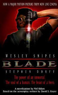 Blade de Mel Odom