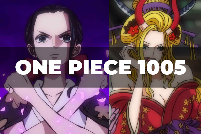 Review Manga One Piece Chapter 1005